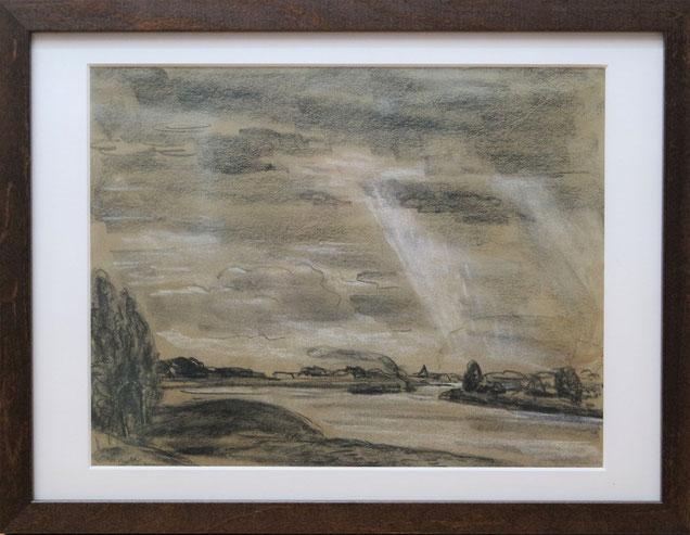 te_koop_aangeboden_een_houtskool_tekening_van_de_nederlandse_kunstenaar_leo_gestel_1881-1941_de_bergense_school