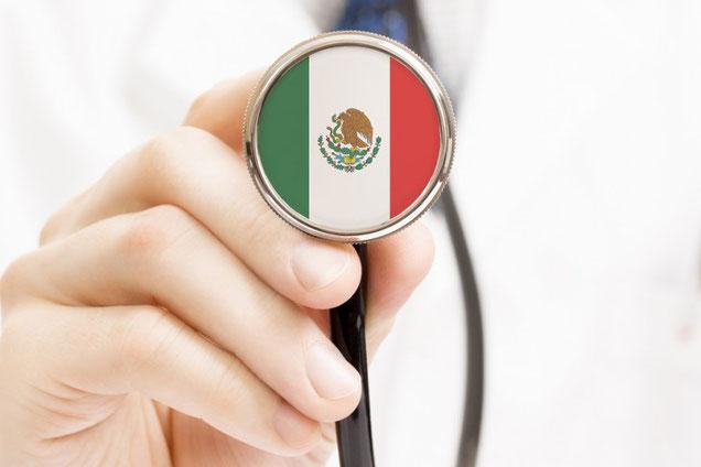 Los principales problemas de salud en México.