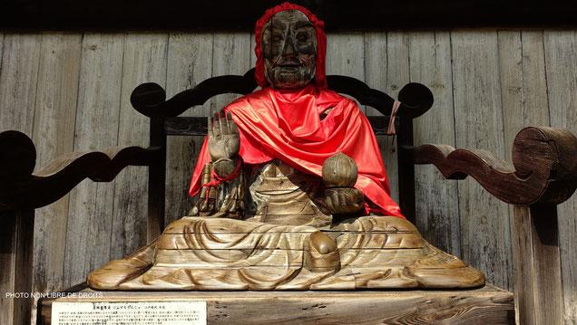 Binzuru-Sonja, le guérisseur, Tödai-Ji, Kansaï