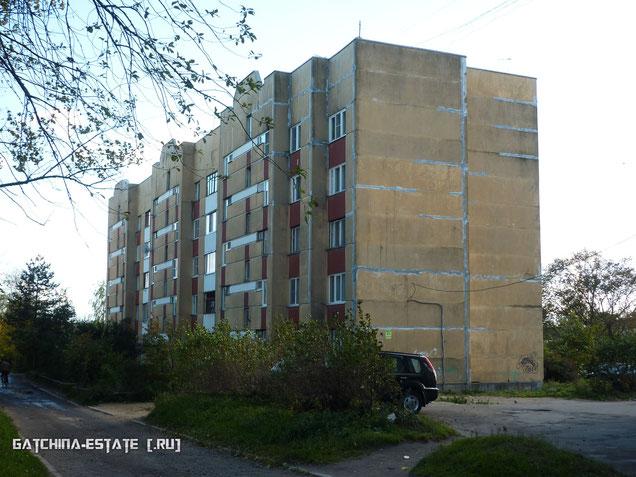 На фото: Лаголово, ул. Садовая дом №10. Сентябрь 2014 год.