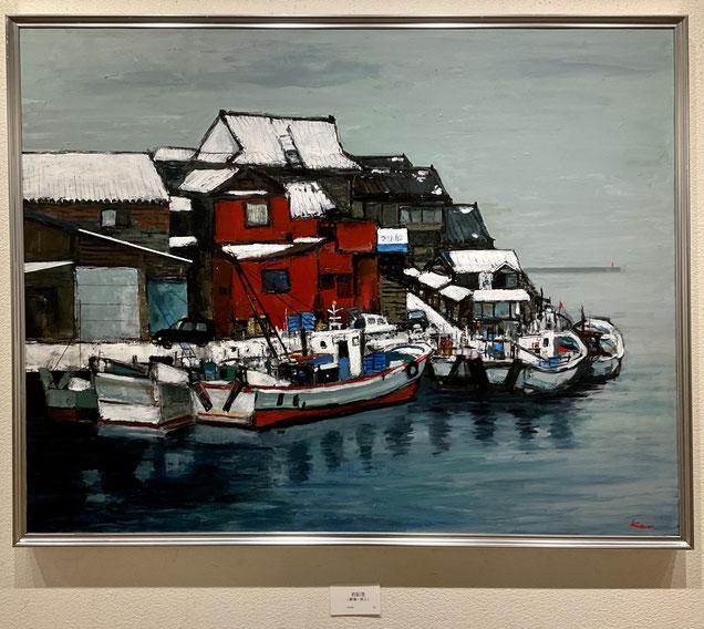 「岩船港(新潟・村上)」F50