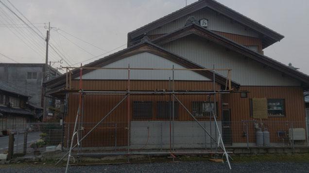 外壁工事 壁の張り替え 壁 直す 板金