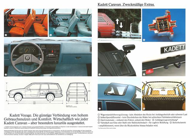 Opel Kadett Voyage