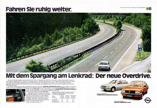 Opel Overdrive