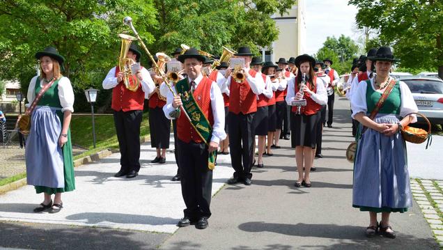 Musikverein Hainersdorf, Marschmusik, Hainersdorf, Musik, Blasmusik