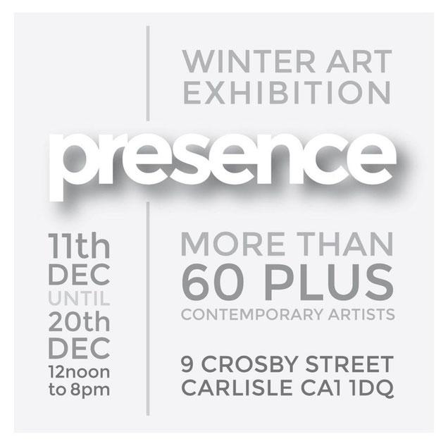 Presence Winter 2020 Art Exhibition