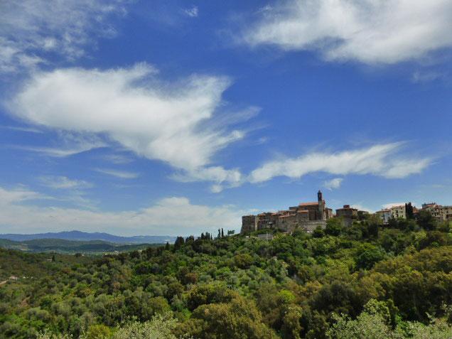 ebike, Urlaub und Genuss - Landschaft toll, Straßen wunderbar, ein Rausch für die Sinne: Toskana, wo sie am schönsten ist