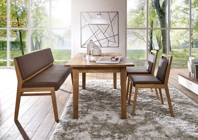 Eckbänke Aus Leder Und Kunstleder Naturnah Möbel Moderne