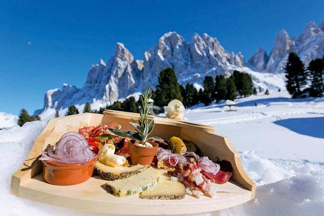 NACH-THEATER 2013/2014 im Restaurant Laurin in Bozen - Gourmet Südtirol