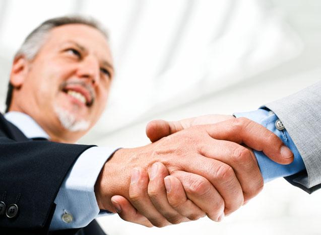 Erfolgreich verhandeln: Verhandlungs-Coaching & Vorbereitung auf Verhandlungen