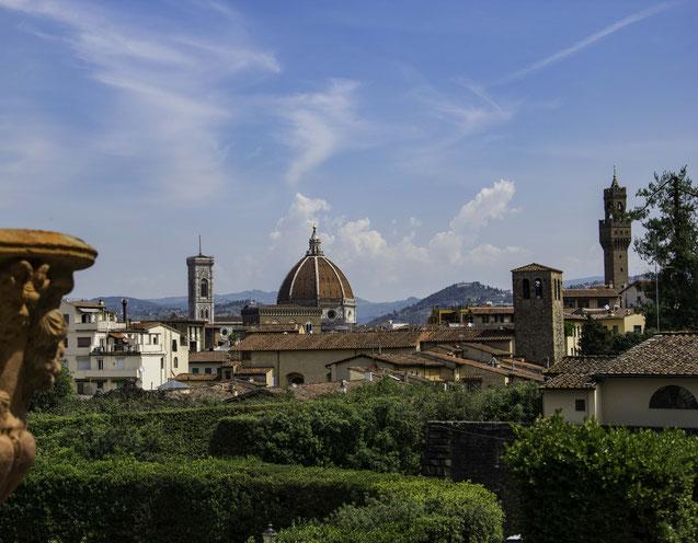 Firenze dal Giardino di Boboli