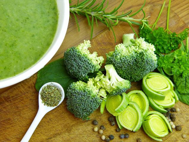 Fasten Suppe Ernährung Gesundheit