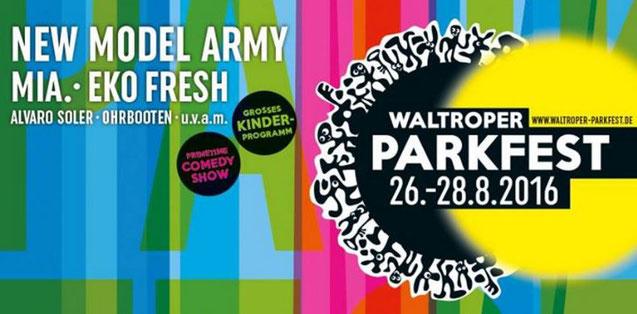Waltroper Parkfest 2016