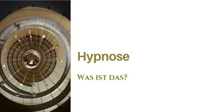 Hypnose Frauenfeld - Was ist Hypnose