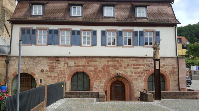 Altstadtrundgang Otterberg, Kapitelsaal