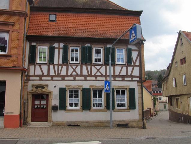 Altstadtrundgang Otterberg, Haus Jörg