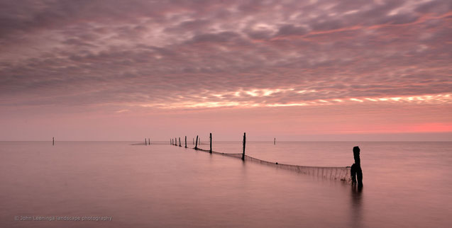 199. Visnetten IJsselmeer