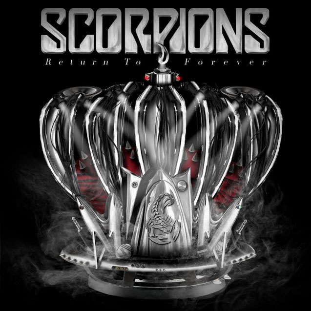 copertina album scorpions return to forever
