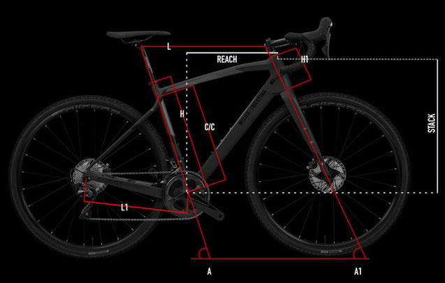 Wilier JENA Geometire Italian Cycle Experience
