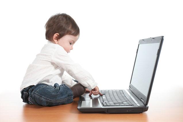 La imagen de los hijos en las redes sociales