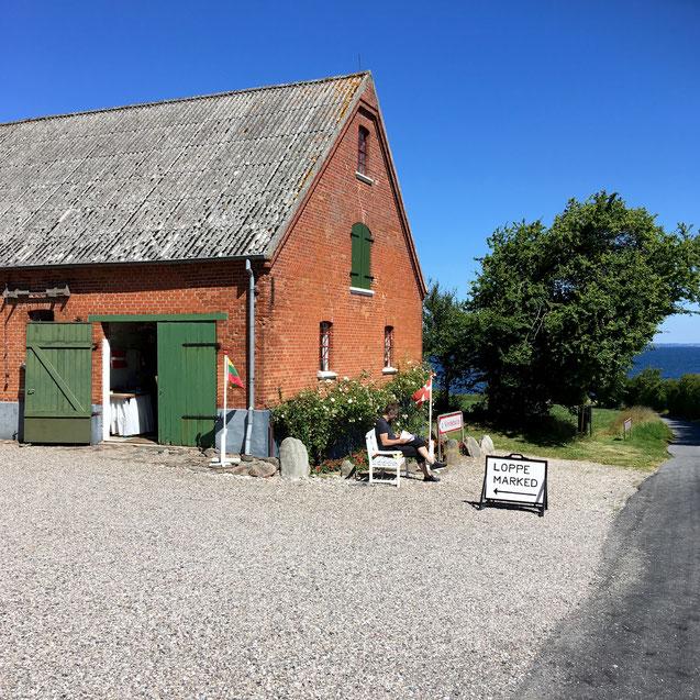 Loppemarked auf Ærø