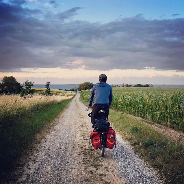 Radfahren auf Ærø