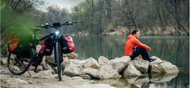 Електрическо колело, електрически велосипед, ел. велосипеди, ел. колела, велотуризъм