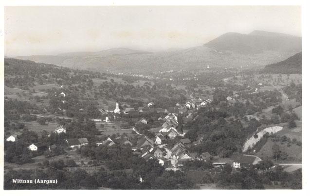 Gurtenverlag J. Schaia, Bern; Karte datiert 30. 7. 1934