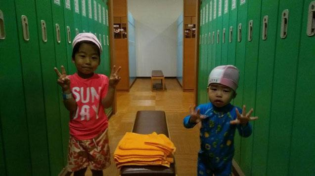 奈良健康ランドのプール