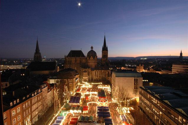 Christmas Aachen