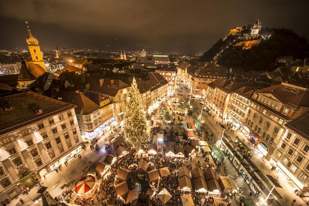 Christmas Market Graz