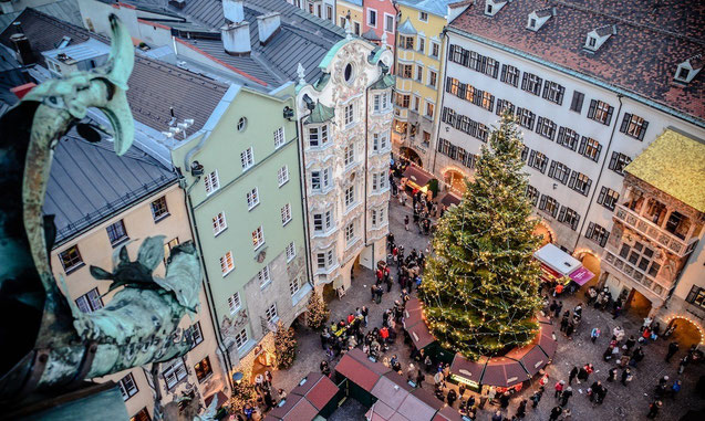 Christmas Markets In Europe Tours