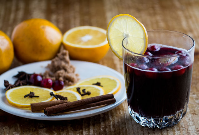 Mulled wine Poznan