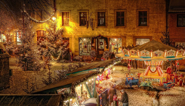 Rothenburg Christmas Market