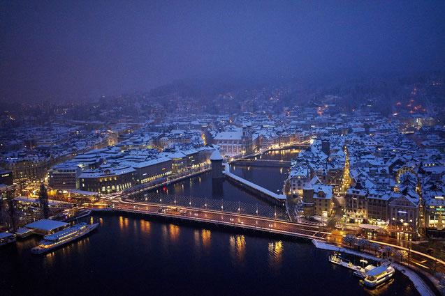 Christmas Lucerne