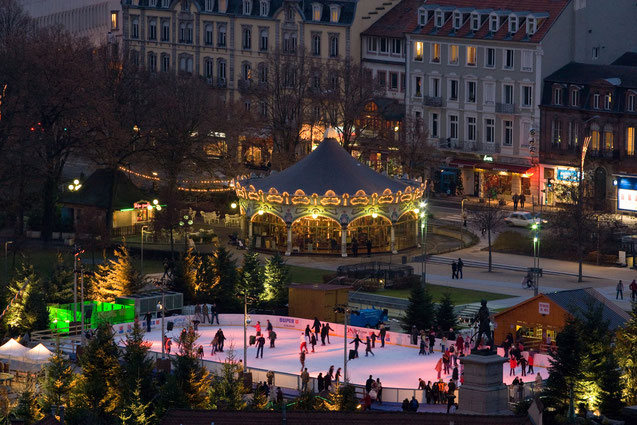 Colmar christmas market 2018 dates hotels things to do - Date marche de noel colmar ...