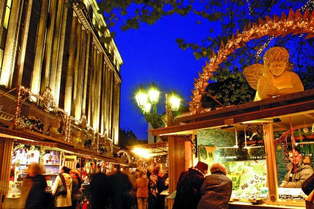 Christmas Dusseldorf