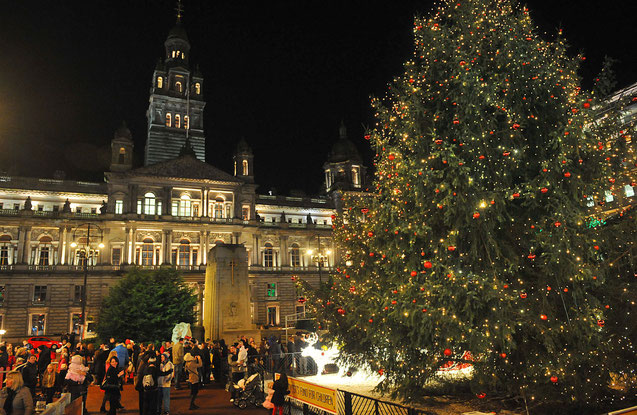 Glasgow Christmas Market 2018 Dates Hotels Things To