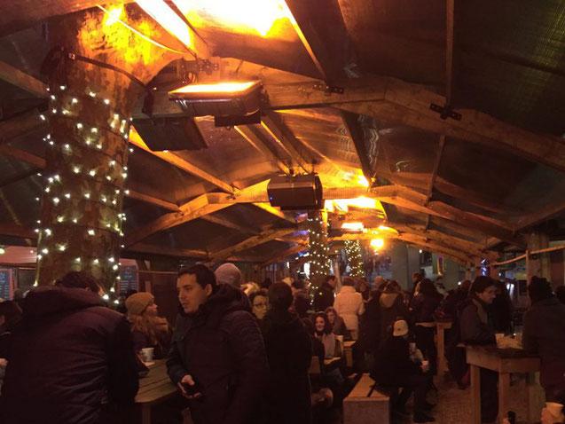 Lausanne Christmas Market
