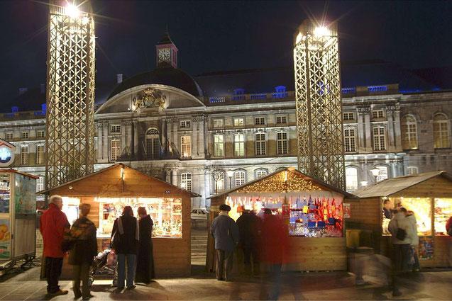 Liege Christmas Market