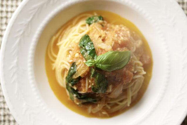 野菜 トマト オンライン料理教室 栄養 ダイエット 味噌汁