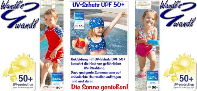 Playshoes UV Schutzbekleidung von Playshoes bei Wandls Gwandl