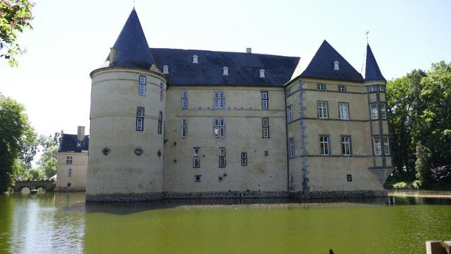 Sehenswürdigkeit Deutschland Schloss Adendorf / Bonn