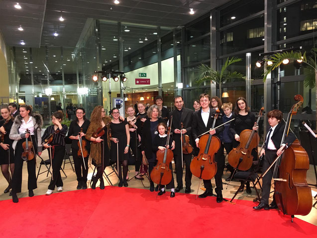 The European Commission's New Year Reception 2018