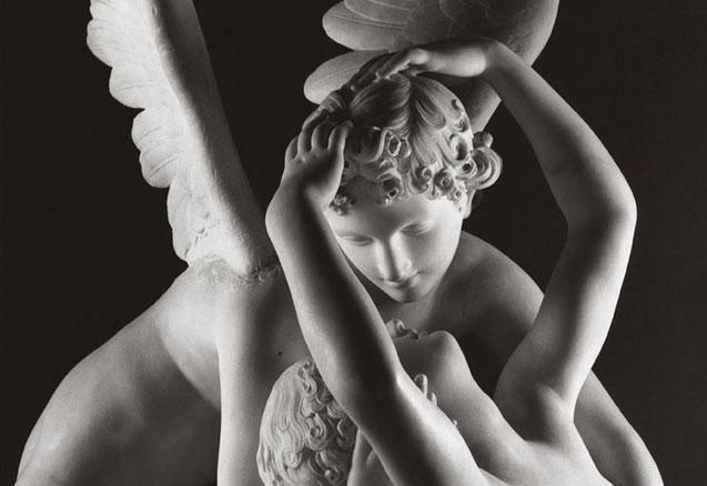 """Antonio Canova, """"Amore e psiche"""" (1787-93)"""