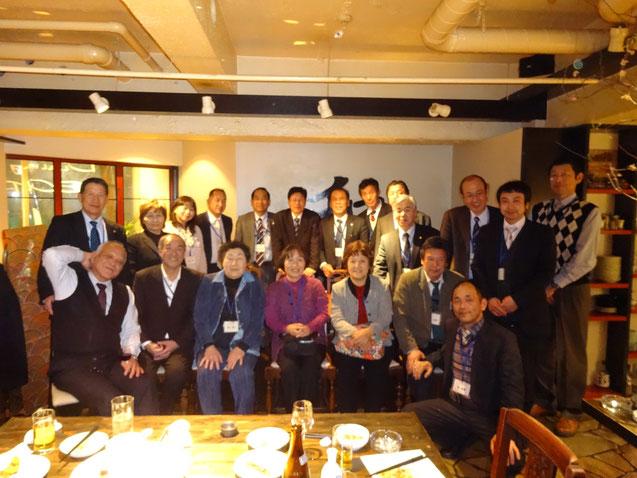 指導農業士研修会 東京オリンピック記念青少年センターにて