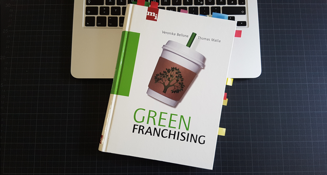 GREEN FRANCHISING, Bellone/Matla, mi-Wirtschaftsbuch © Bellone Franchise Consulting GmbH