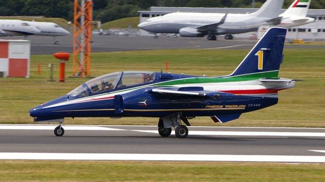 L'M-345 è il futuro velivolo della PAN