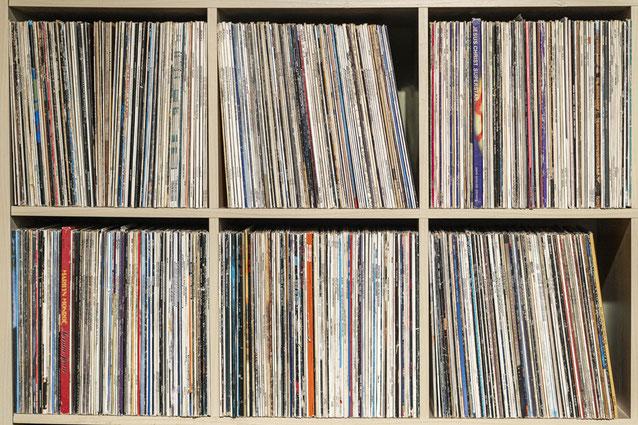 PagitaRecords Ankauf Von Schallplattensammlungen