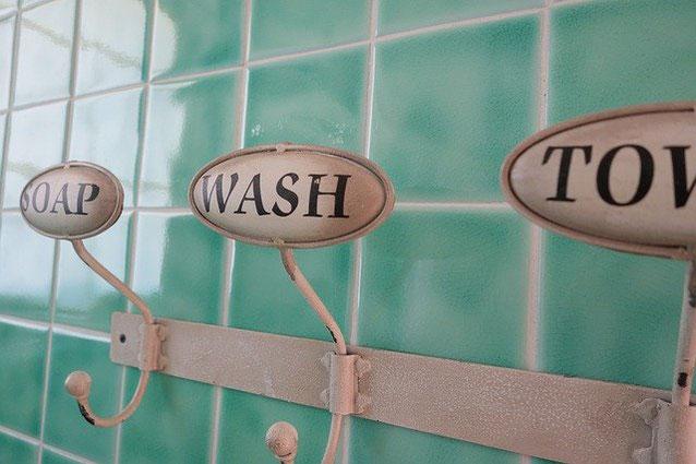 マインドフルに手を洗おう